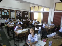 Students in P4/1.