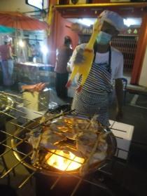 """Phuket Town """"Lard Yai"""" Sunday market street"""