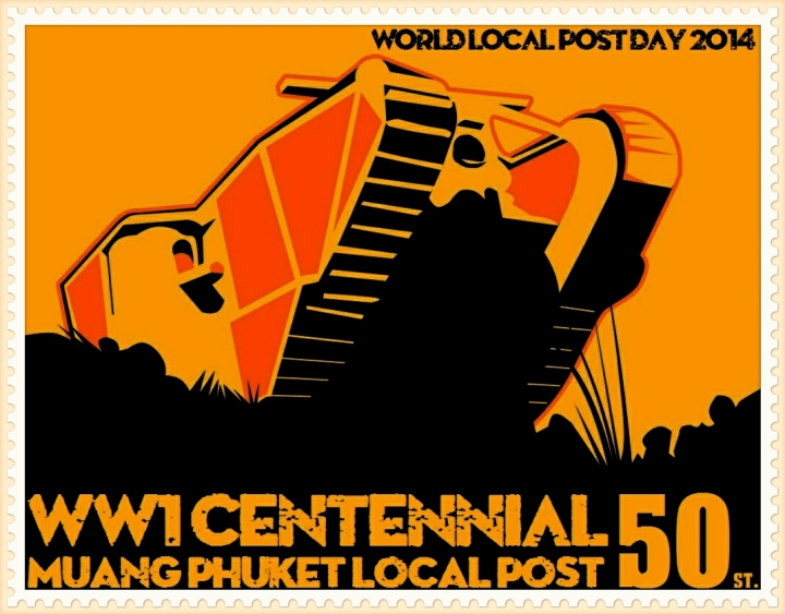 World Local Post Day 2014