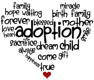Adoption-words