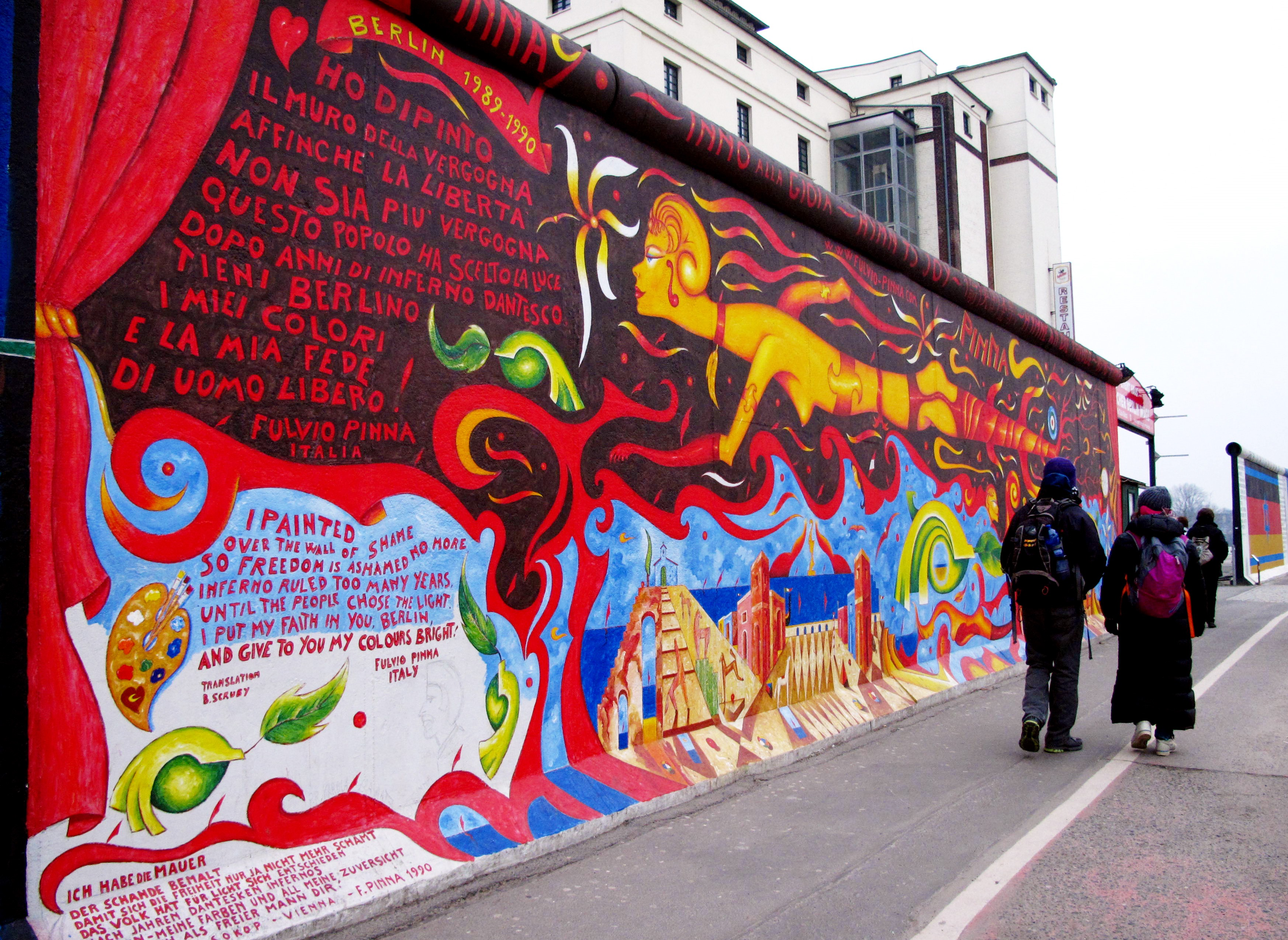 the details of the events that resulted in the fall of the great berlin wall Two decades later, gw professors remember the fall of the berlin wall and the  university hosts a series of commemorative events november.
