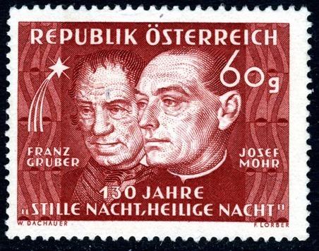 1948 Austria Silent Night