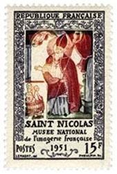 1951 - France (Scott 657)