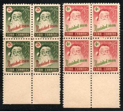 1954 Cuba Christmas