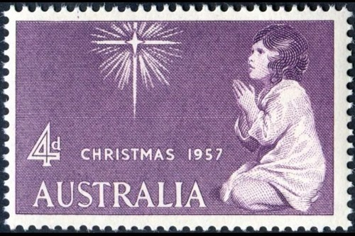 1957 Australlia Christmas