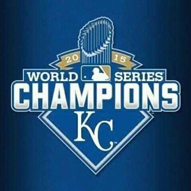 KC Royals WS Champs 2015