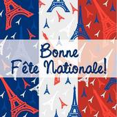 French National Day, 14 July