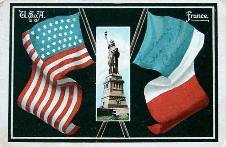 Bonne Fête Nationale Française!
