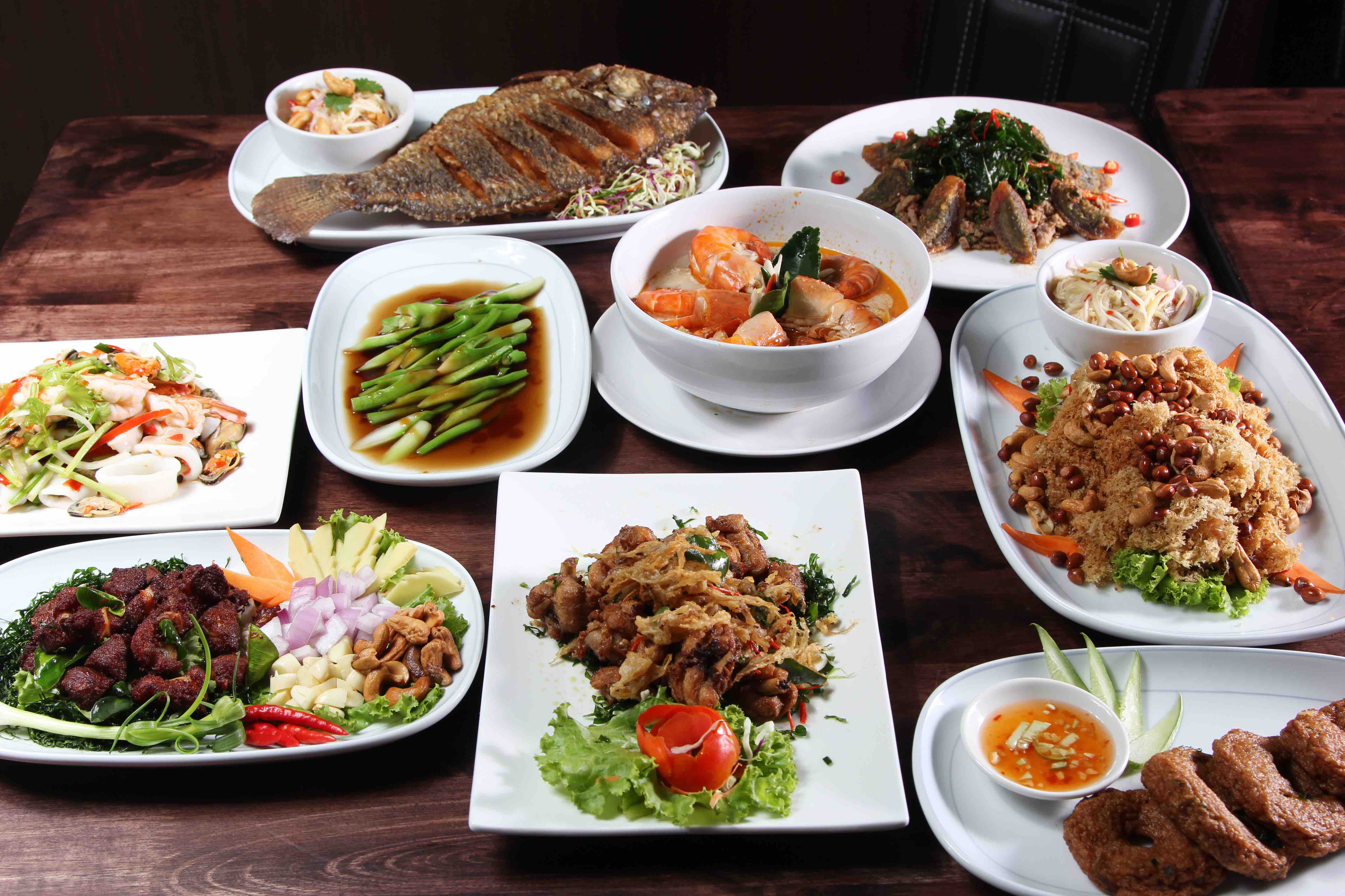 This Is Thailand #2: What's on the Menu?
